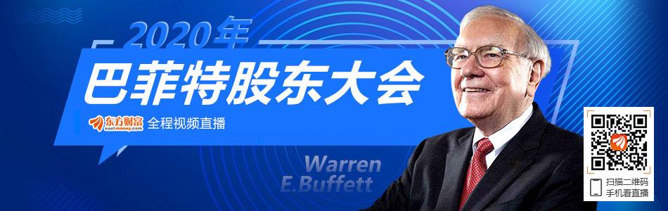 2020年巴菲特股东大会