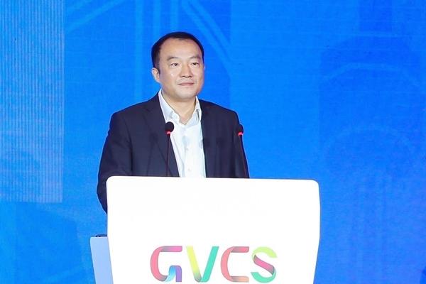 西安市人民政府副市长王勇在2020全球创投峰会上致辞