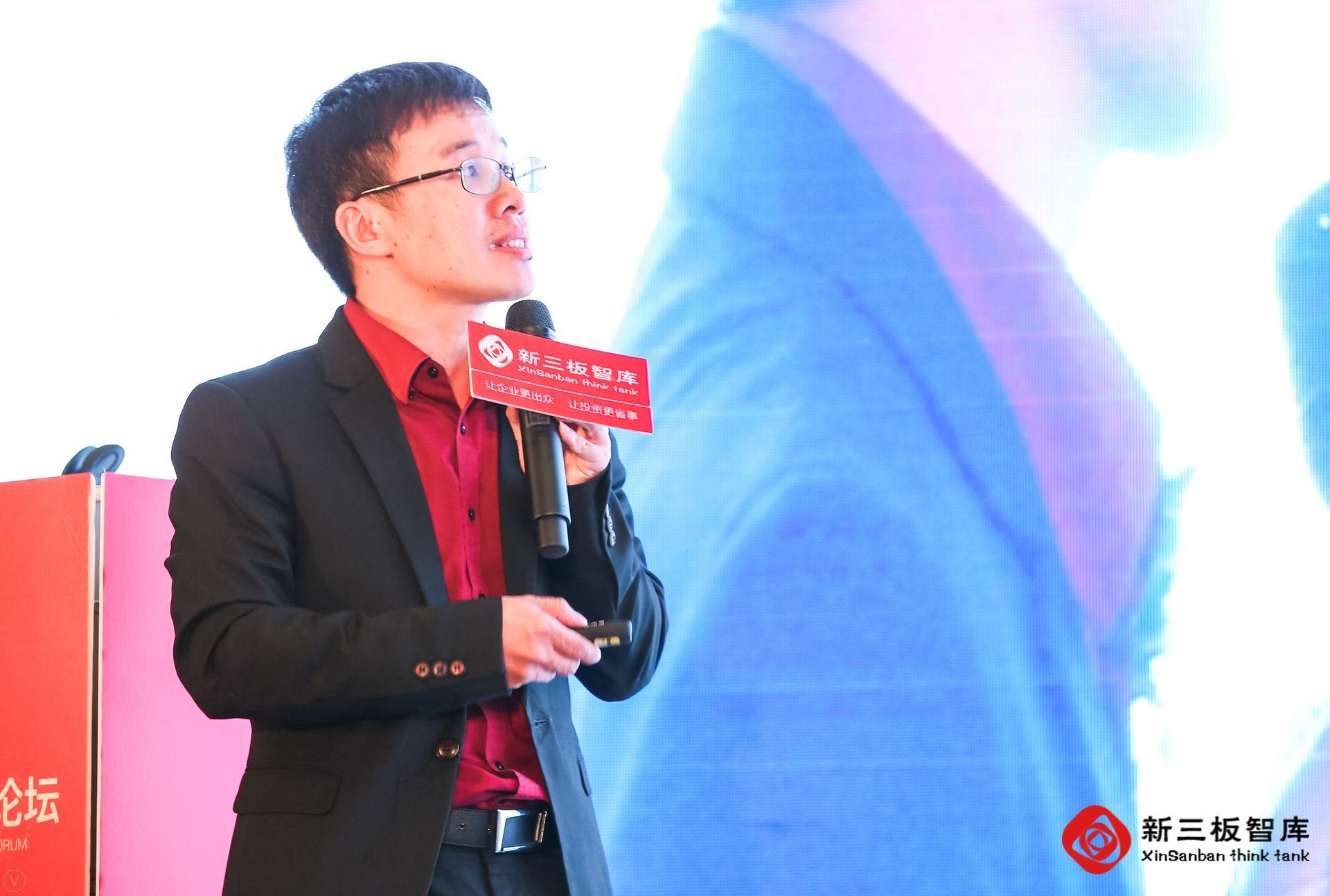 新三板智库联合创始人、中山大学岭南学院教授罗党论博士