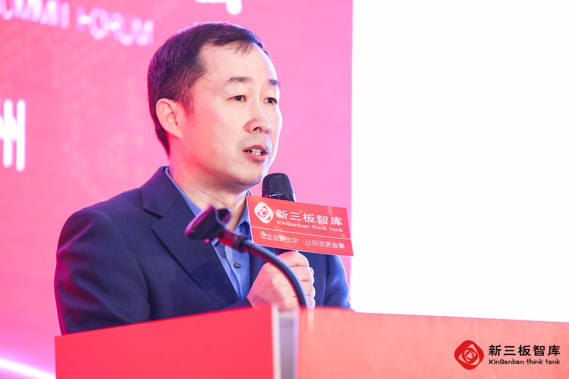 杭州市人民政府金融工作办公室副主任 王建祥先生