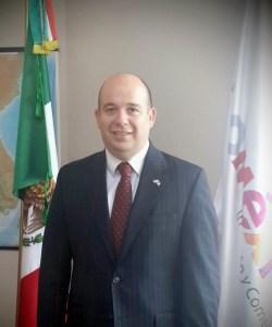 亚历杭德罗·加西亚·卡萨斯 墨西哥投资贸易局贸易专员