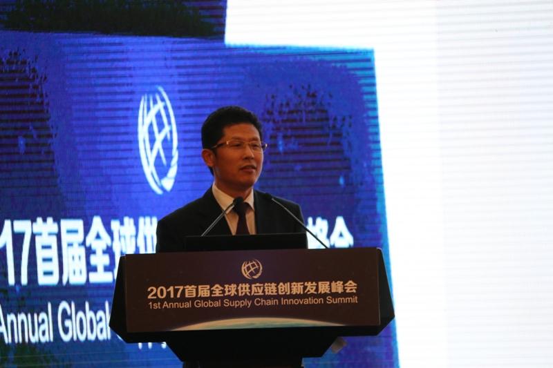 美国供应链协会(CSCMP)中国首席代表王国文