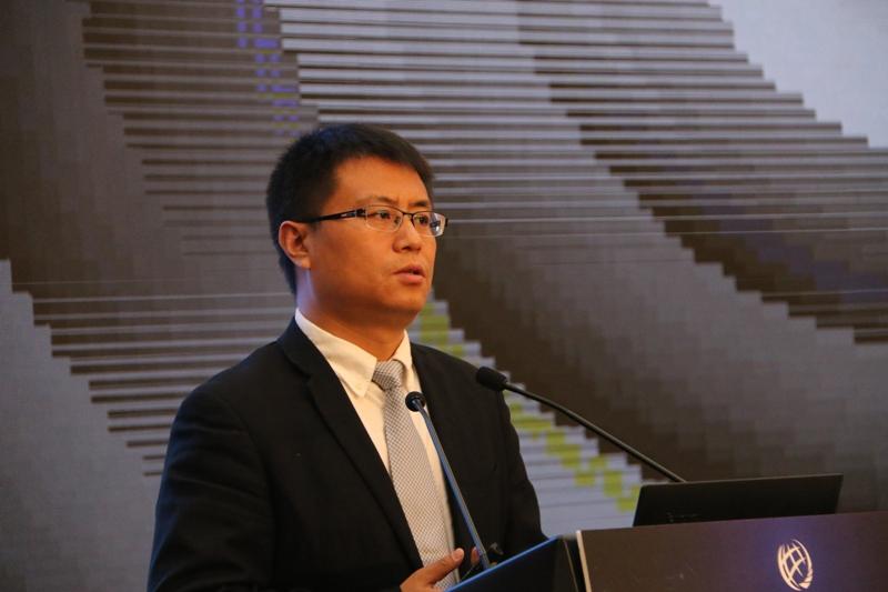 商务部研究院信用评级与认证中心商务信用部原部长李奎元