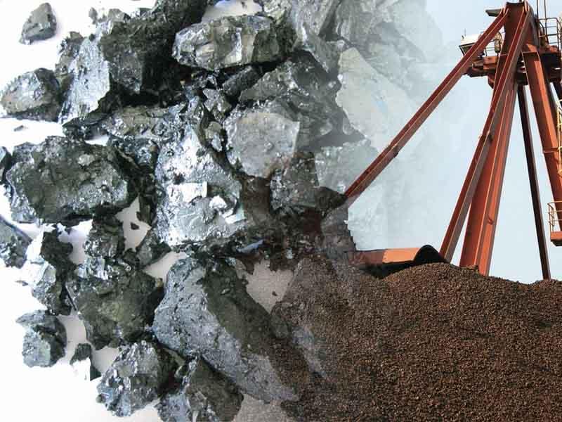 铁矿石维持宽幅振荡