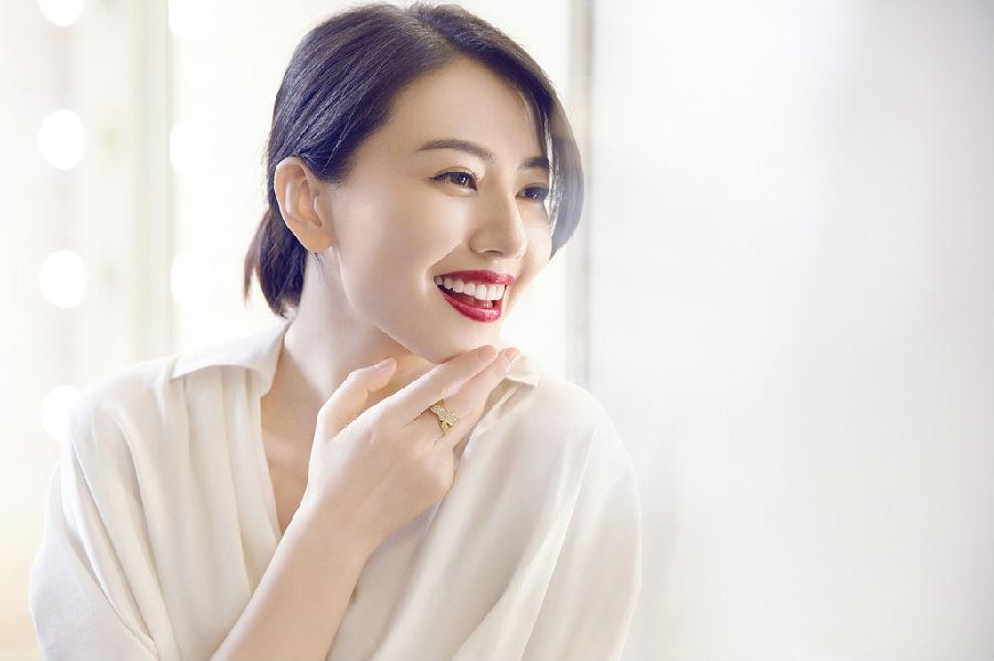 直击中国娱乐圈的十大美人脸 谁是你的最爱?