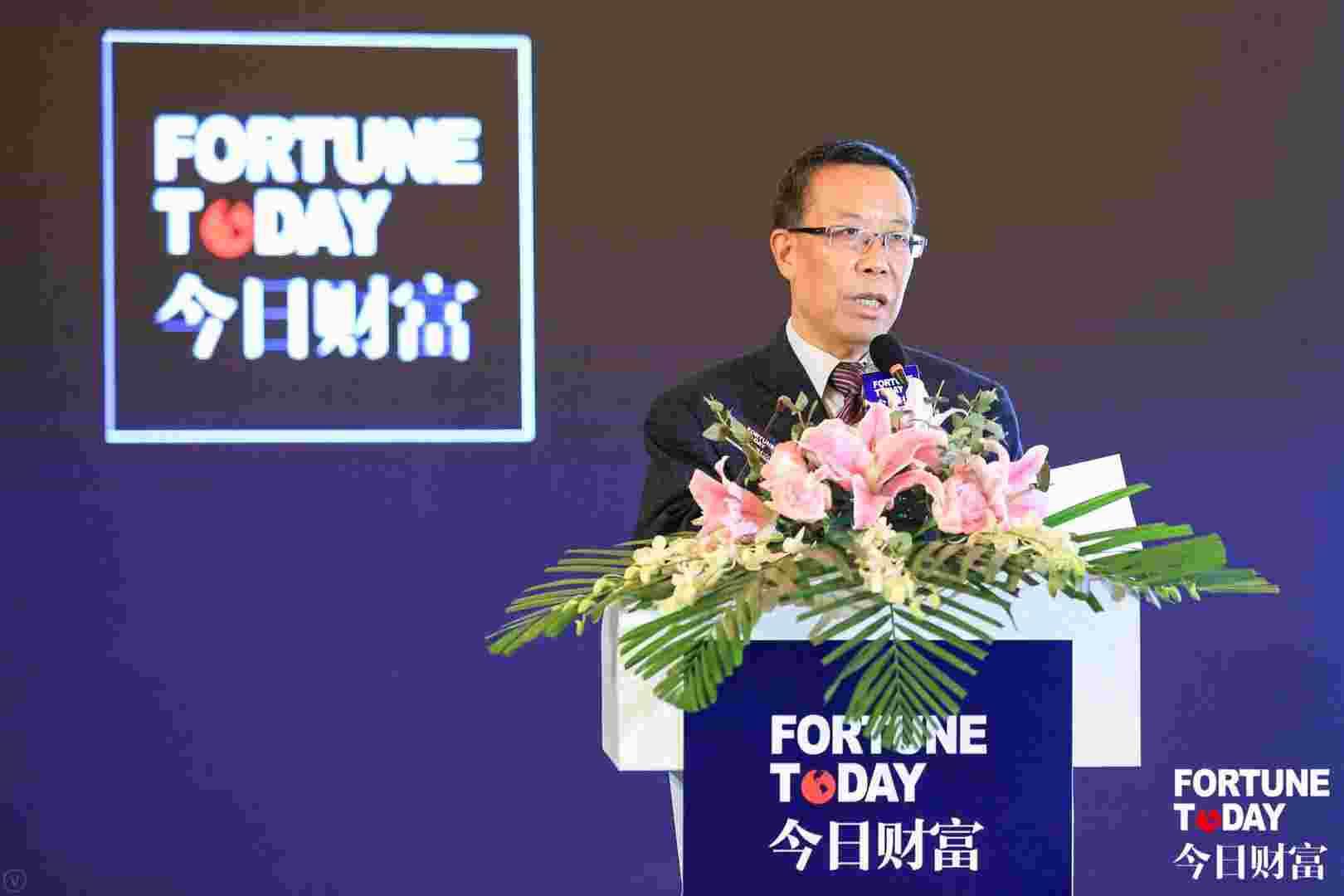 中国证监会政策研究室原副主任黄运成