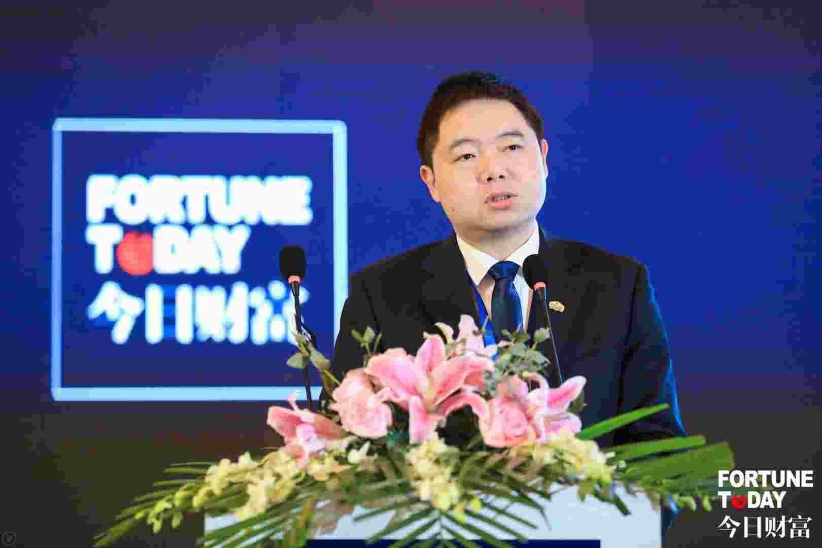 绿地金融控股集团首席战略官李想