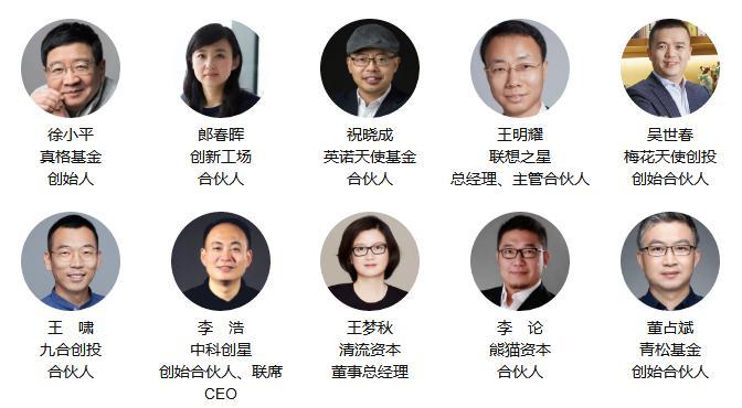 2017年中国早期投资家10强