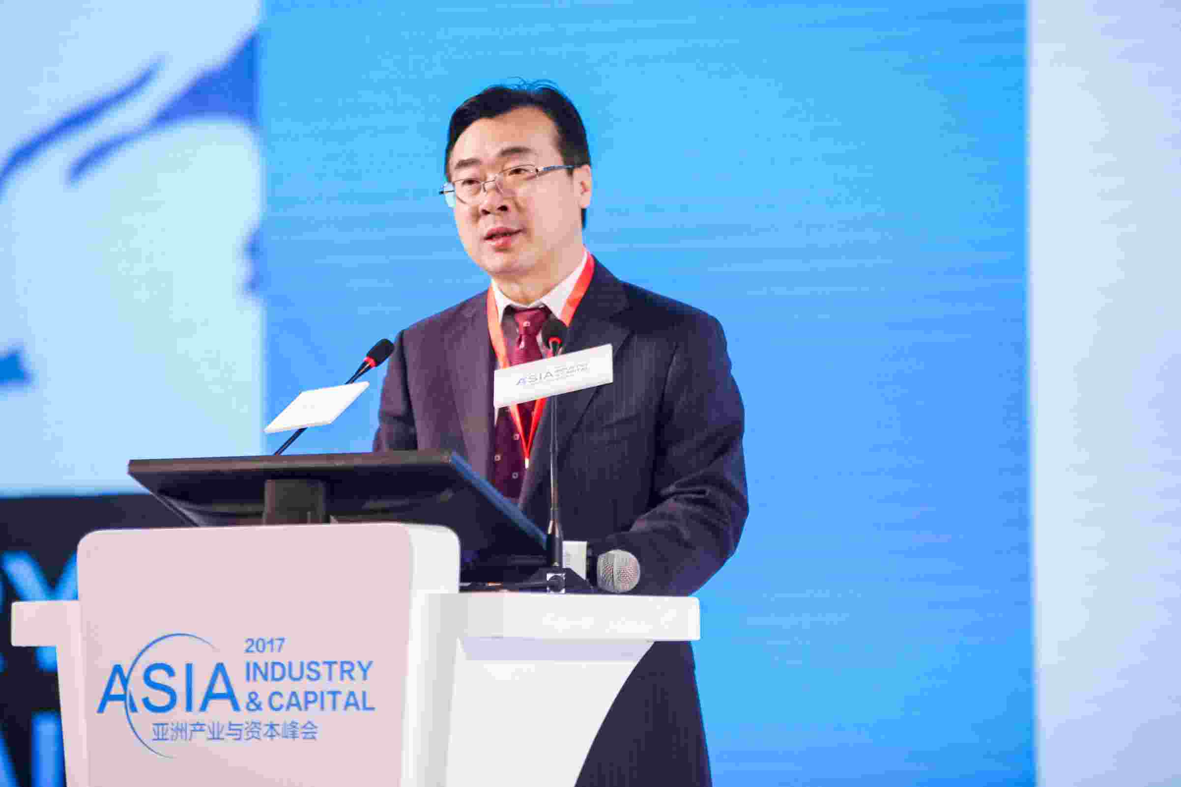 王义军:新时代需要新经济 新动能创造新机遇