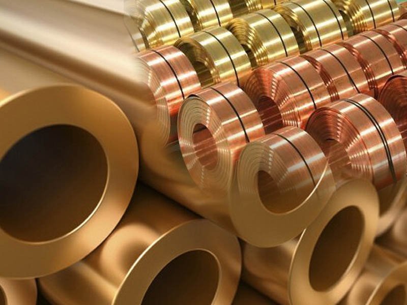 原料紧缺助推铜价上涨