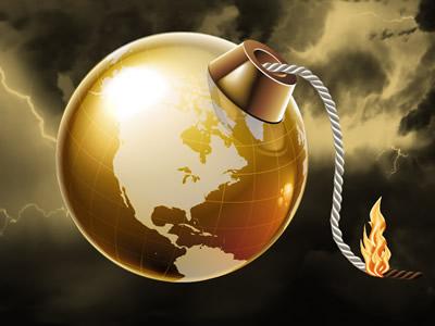 危机爆发!欧美股市遭恐慌性抛售 亚洲接力暴跌!