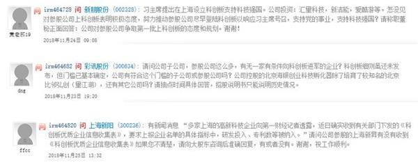 重磅!上海經信委征集推薦科創板掛牌企業名單 列出幾大關鍵點 這類企業最受青睞