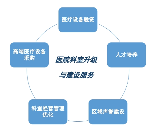 蓝海之略声称为基层医院提供的闭环服务,来源:蓝海之略公开转让说明书
