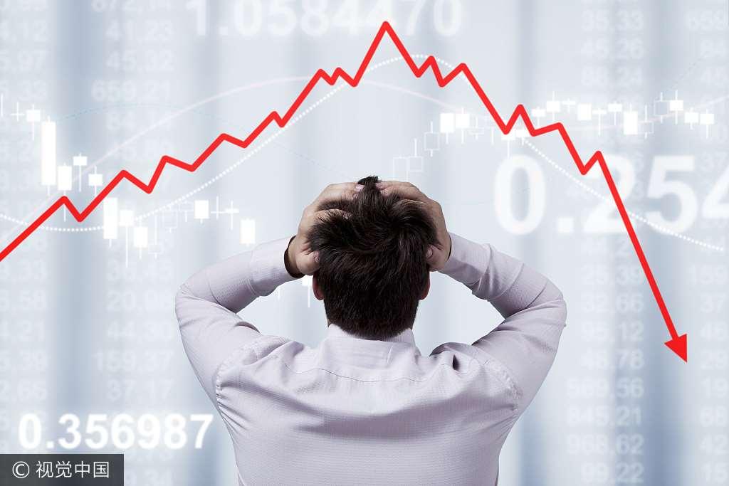 美股大跌 美债收益率倒挂市场承压