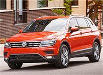 大众品牌将推出2款全新SUV 2020年前问世
