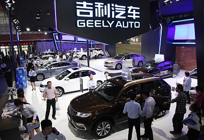 Under the command of Li Shufu Volvo and other brands have also invested in Proton and other cars
