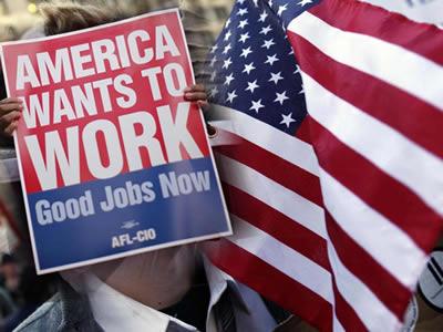 美国1月新增非农20万 时薪同比增速创2009年来最大