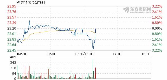 河钢股份有限公司股票交易异常波动公告