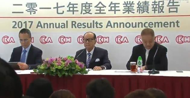 Li Ka-shing formally announced his retirement. He responded to these hot issues on the spot.