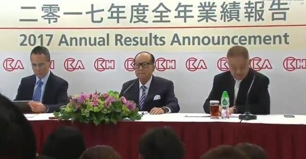 李嘉诚正式宣布退休 他现场回应了这些热点问题