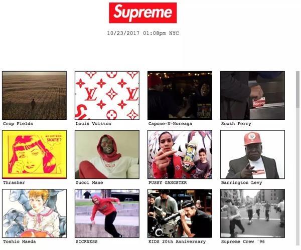「宇宙潮牌」Supreme是怎样做年轻人营销的?