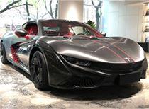 碳纤维车身/售价不超百万!前途K50年中上市