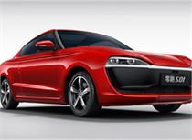 Two-door, two-seat pure electric coupe does not exceed 200,000! Zero exposure running S01 official map