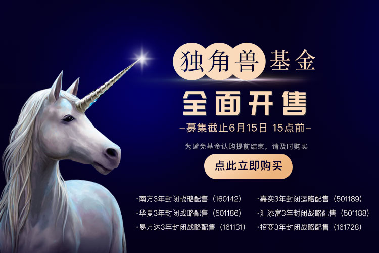 急速赛车单双大小规律:6_unicorn_funds_expected_to_attract_retail_investors_to_chase_new_stocks