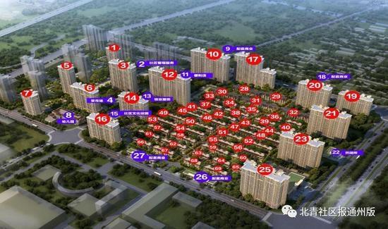 ▲K2十里春风项目效果图