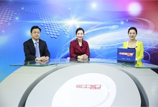 """Jinnuo Jiayin is a guest of """"China's New Third Board"""""""