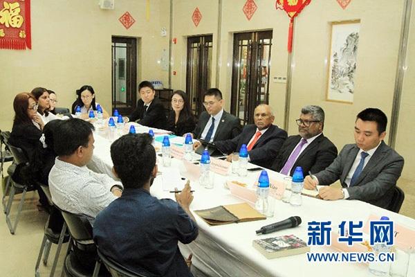 """快乐8中奖规则:中国驻斯里兰卡大使馆批驳西方媒体所谓""""债务陷阱""""伪命题"""