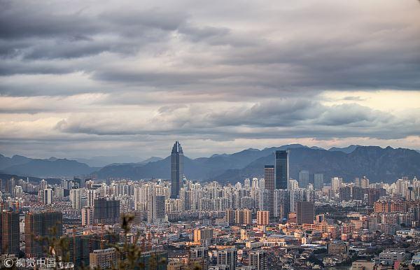 中国再多的人口城市_中国城市地图