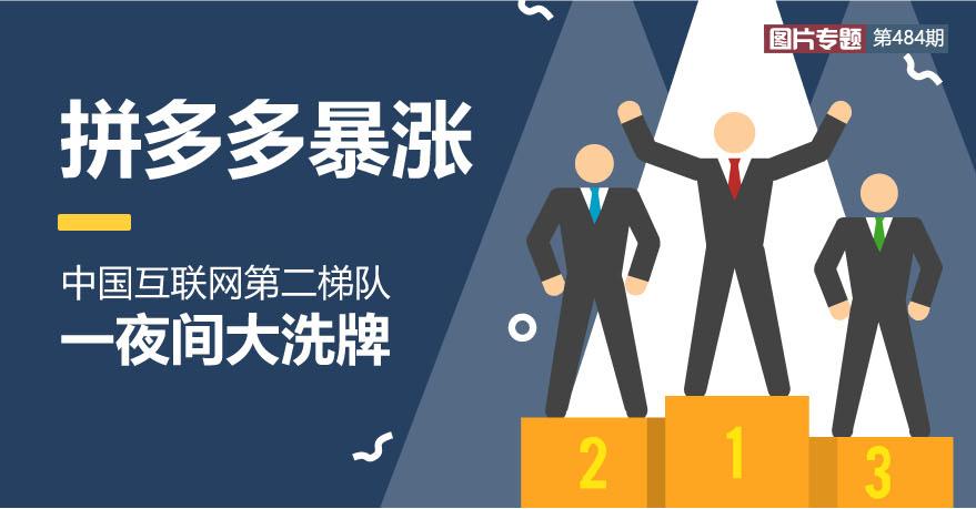 [图片专题484]图说丨暴涨过后,中国互联网企业一夜间大洗牌