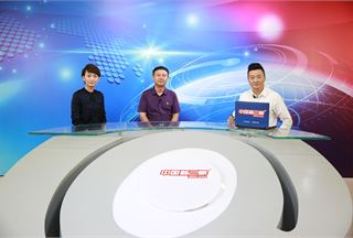 """Anzhi Culture is a guest of """"China New Third Board"""""""