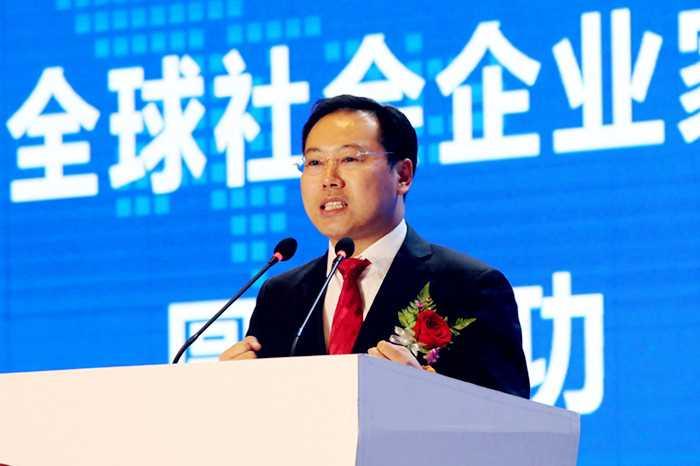姜岚昕:起步100年 一念一生践行社会企业家精神
