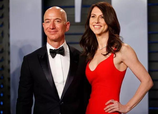 World's richest man Bezos decided to divorce his wife