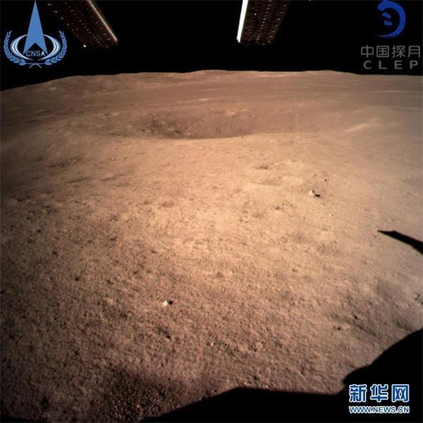 中國成功實現人類探測器首次月背軟著陸
