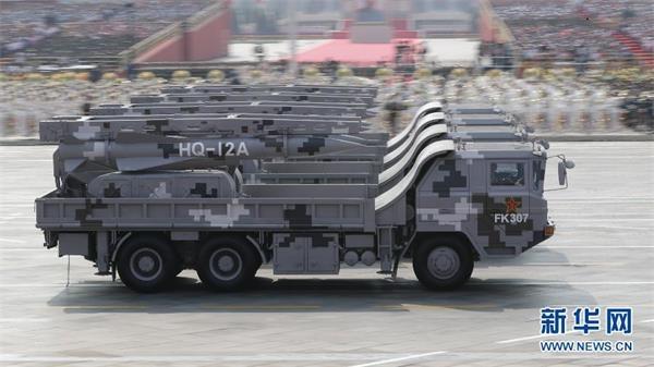 地空导弹第2方队:锻造中低空防御堡垒