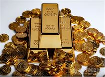 市场避险情绪消退 黄金连失两关后缩减部分跌幅