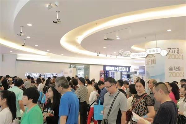 国庆销售额大增41% 红星美凯龙创全国大促历史9项新高