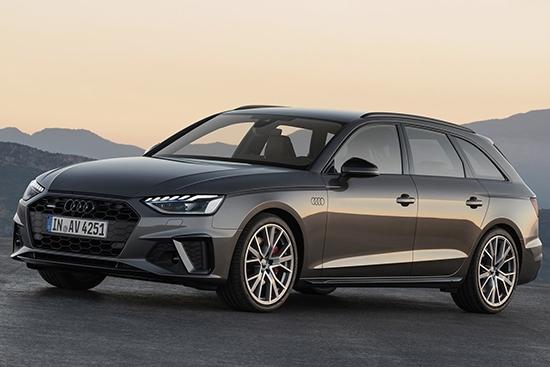奥迪新A4 Avant年底上市 搭2.0T低功率发动机