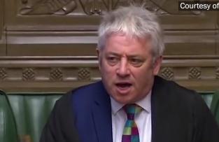 """""""逼疯""""议长、首相被下台之后 英国能顺利脱欧吗?"""