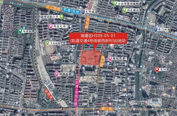 华润联合体底价9.69亿元竞得宁波一宗住宅用地-中国网地产