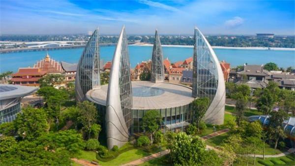 今日海花岛:世界之最博物馆