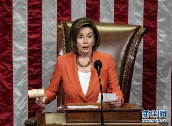 (国际)(3)美国会众议院通过针对特朗普的弹劾调查程序决议案