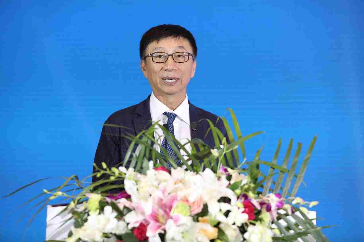 <b>王梓木:用新科技手段指导企业走向健康发展</b>