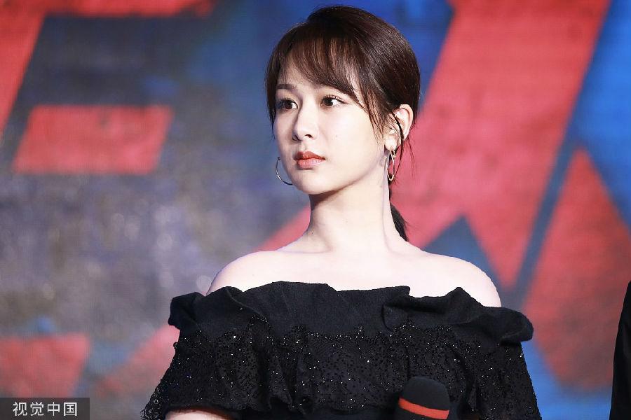 娱乐圈姓杨的女明星 她颜值高演技却差 而她一直不火