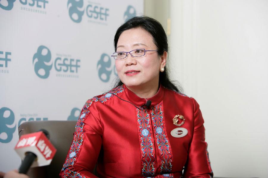 <b>依文夏华:企业家的使命责任 把企业做好、让祖国骄傲、让世界点赞</b>