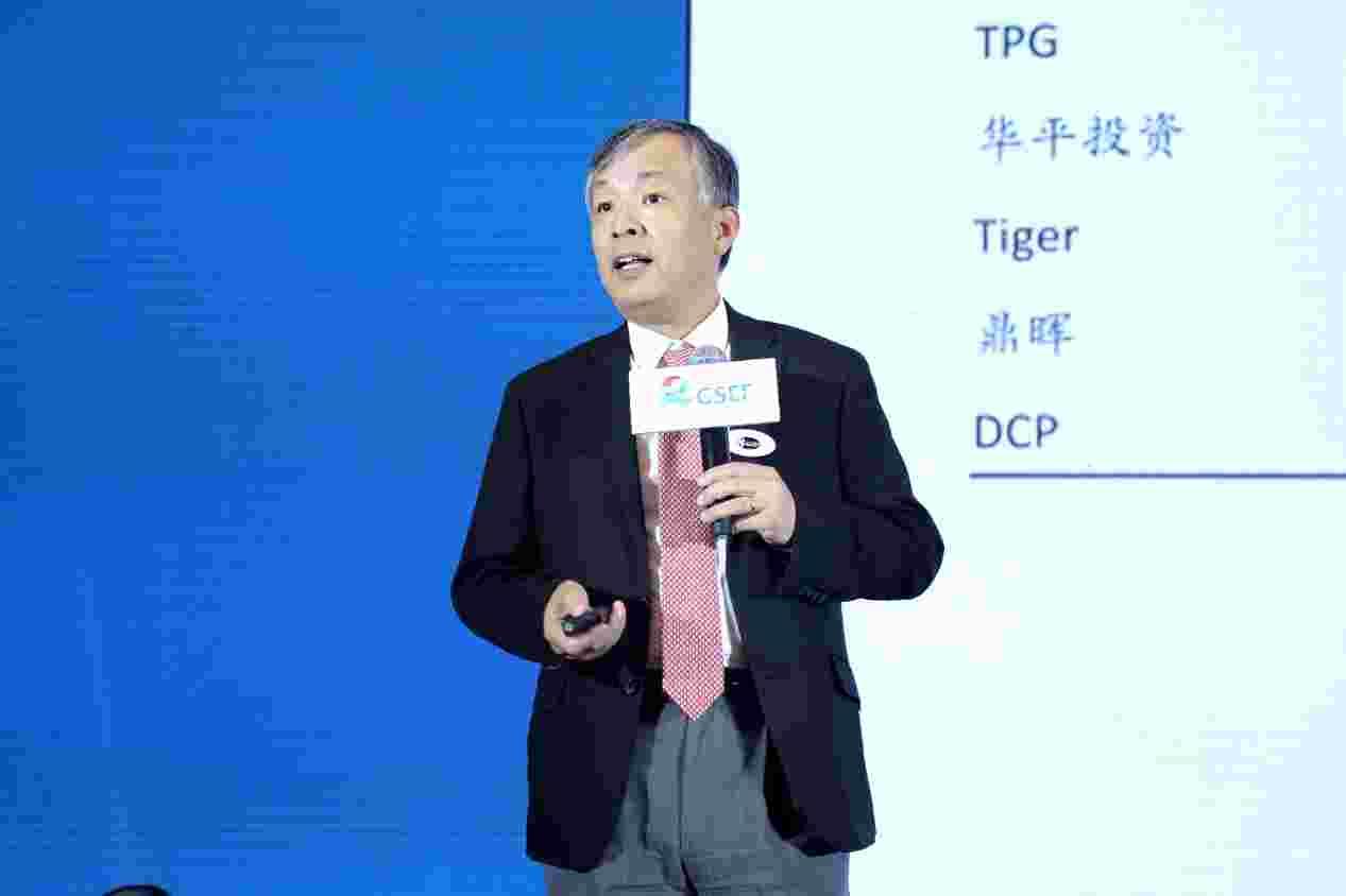 陳宏:投資者會投什么樣的創業者
