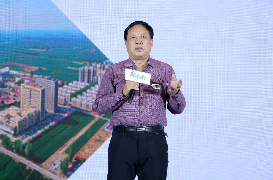 孙大午:企业家的创新创造需要承担财务风险
